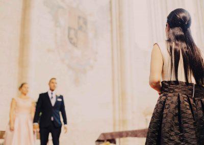 Ceremonia Laura y Cuco.